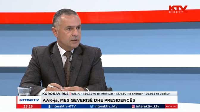 Zamjenik predsjednika AAK
