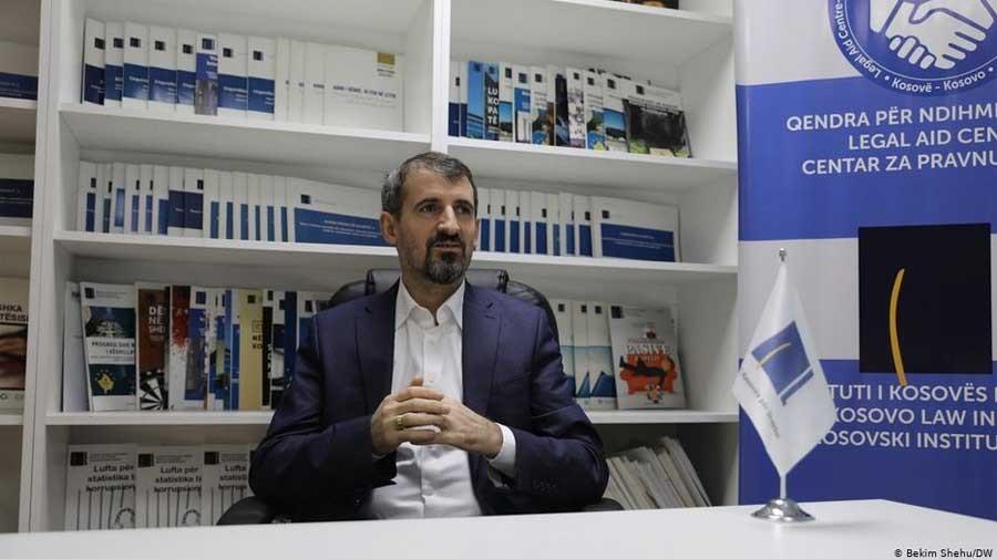 Direktor Kosovskog pravnog instituta