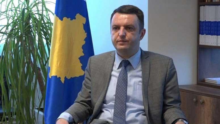 Ministar pravde Kosova