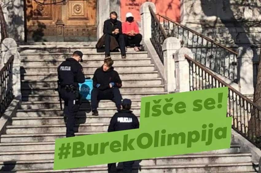 Buregdžinica želi platiti kaznu