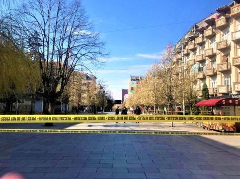 Kosovo u lockdownu