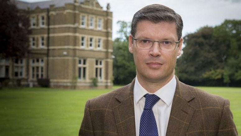 Britanski profesor