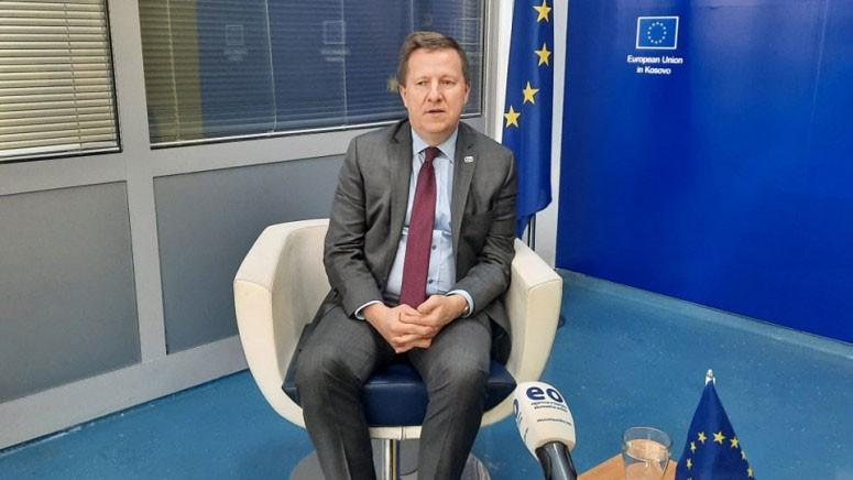 Šef Kancelarije EU na Kosovu