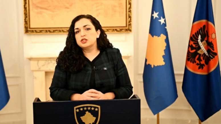 V.d. predsjednika Kosova