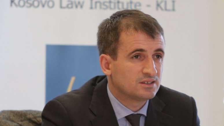 Direktor kosovskog Instituta za pravdu