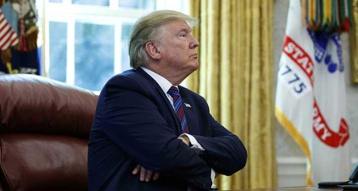 Trump dvaput