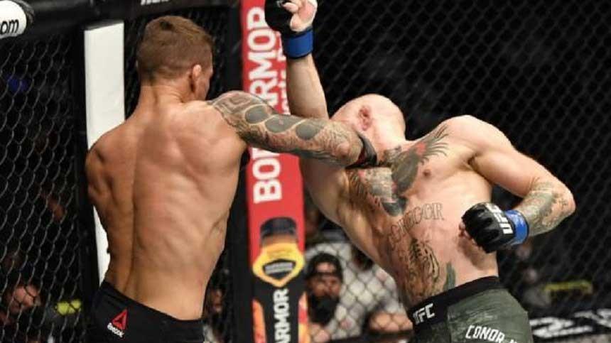 UFC 257 event