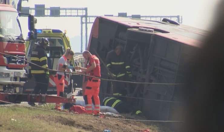 Moguć uzrok nesreće umor vozača