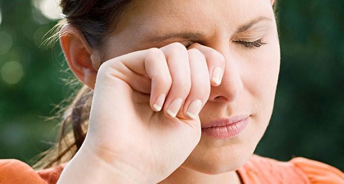 Blefarospazam ili miokimija
