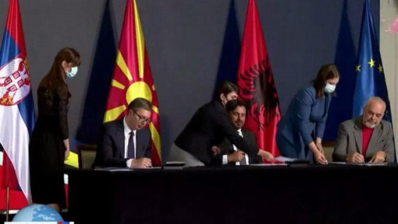 Potpisana tri dokumenta