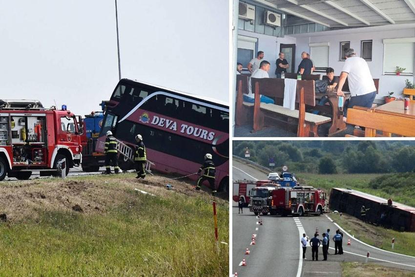 Nesreća u Hrvatskoj