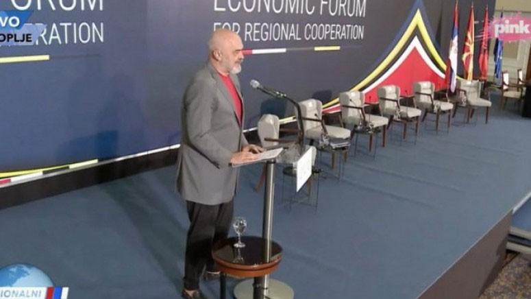 Premijer Albanije