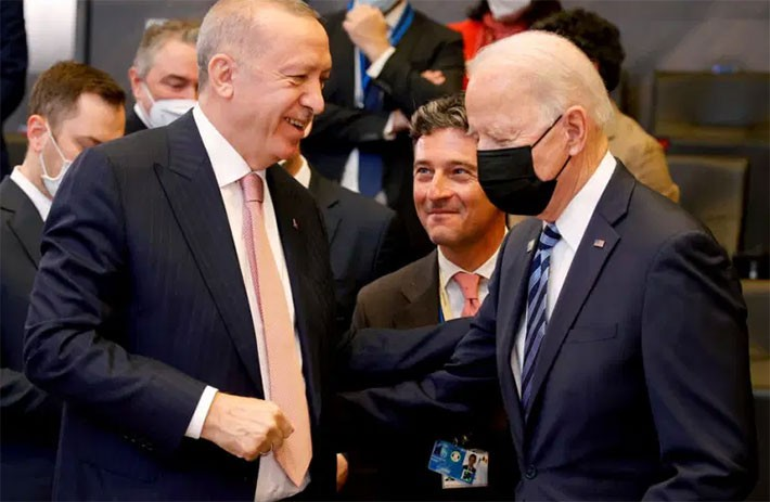 Poslije susreta sa Bidenom