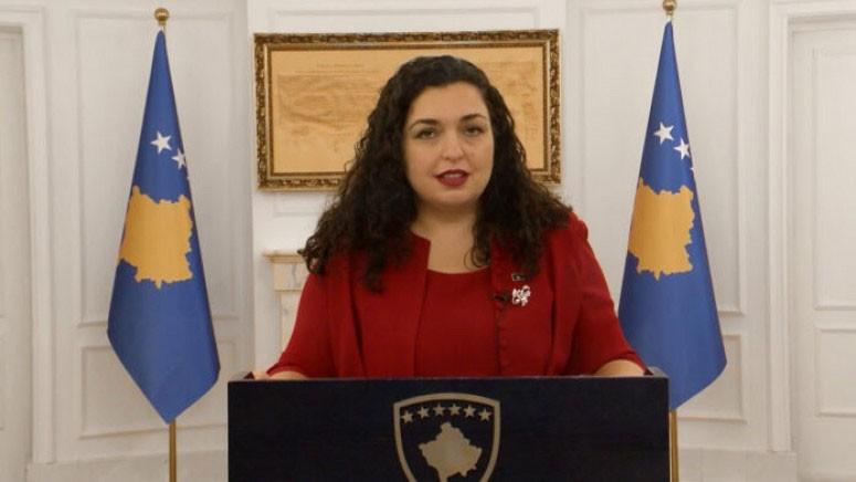Predsjednica Kosova
