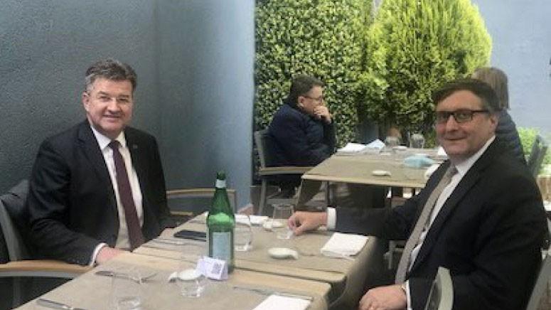 Posjeta izaslanika EU i SAD