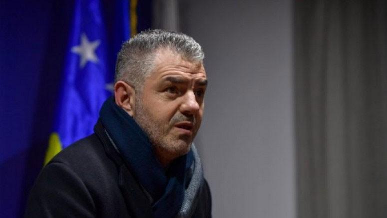 Šef poslaničke grupe Arben Gashi