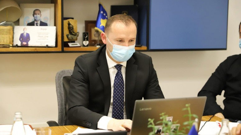 V.d. ministra zdravlja