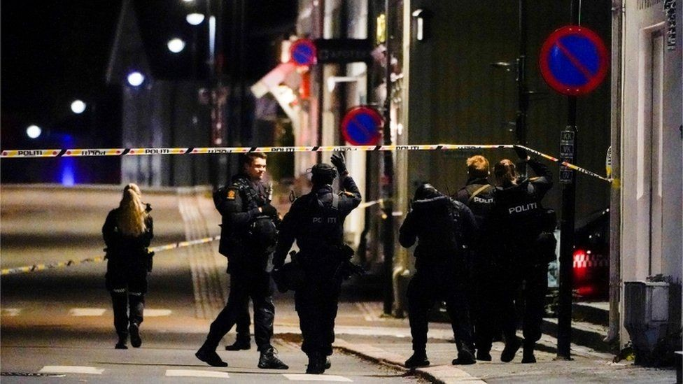 Norveška Policija