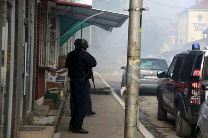 Sukob sa policijom