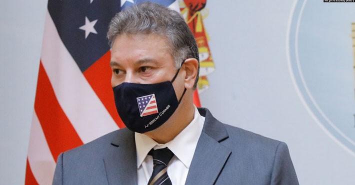 Izaslanik SAD za Z. Balkan