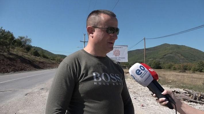 Tenzije na sjeveru Kosova