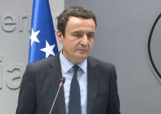 Premijer Kosova