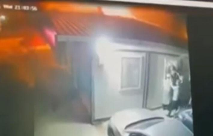 Snimak požara
